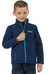 Regatta Tato IV Softshell Jacket Kids Prussian (Methyl Blue)